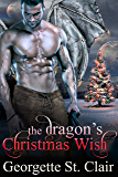 The Dragon's Christmas Wish (Alien Dragon Shifter Romance)