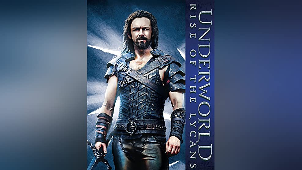 Underworld Rise of the Lycans [Ultra HD]