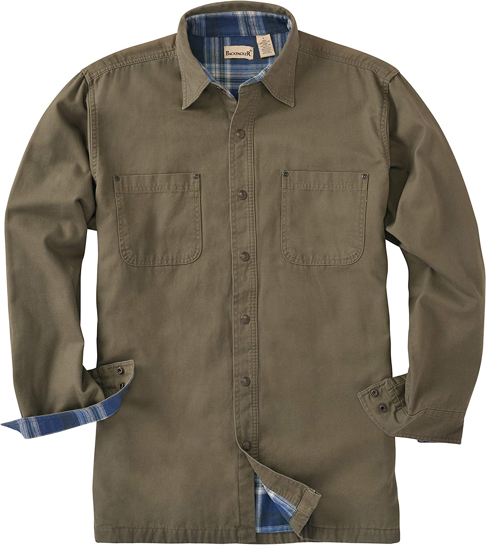 Backpacker Apparel Great Outdoors Shirt Jac