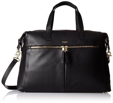 Amazon.com   Knomo Luggage Knomo Mayfair Leather Audley 14-Inch ...