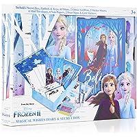 Disney Frozen 2 Diario Secreto Niña con Candado
