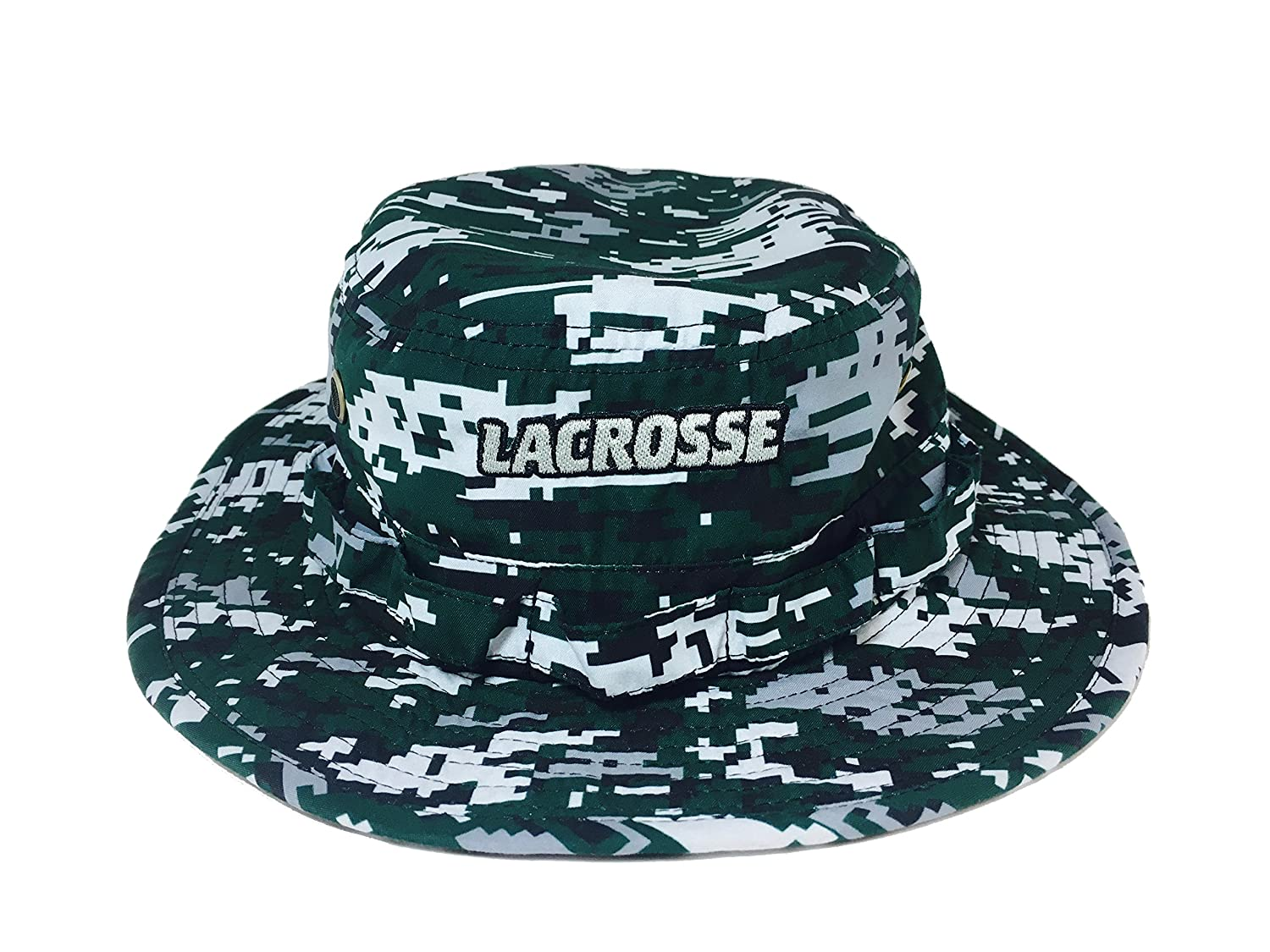 Lacrosse Digital Camo One Size Lax Bucket Hat 100% Polyester 1a03eb6f118