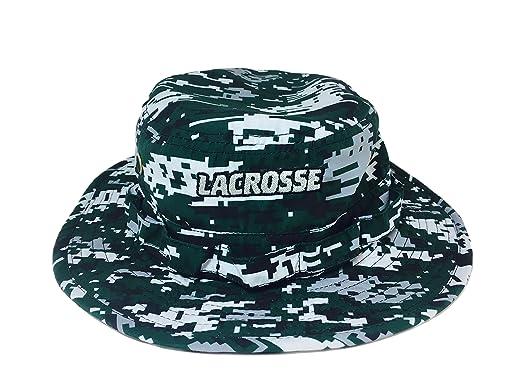 fe52494ce4015 Lacrosse Digital Camo One Size Lax Bucket Hat 100% Polyester