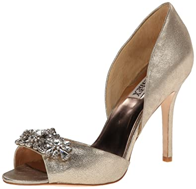 51627eae772d Amazon.com  Badgley Mischka Women s Giana II D Orsay Pump  Shoes