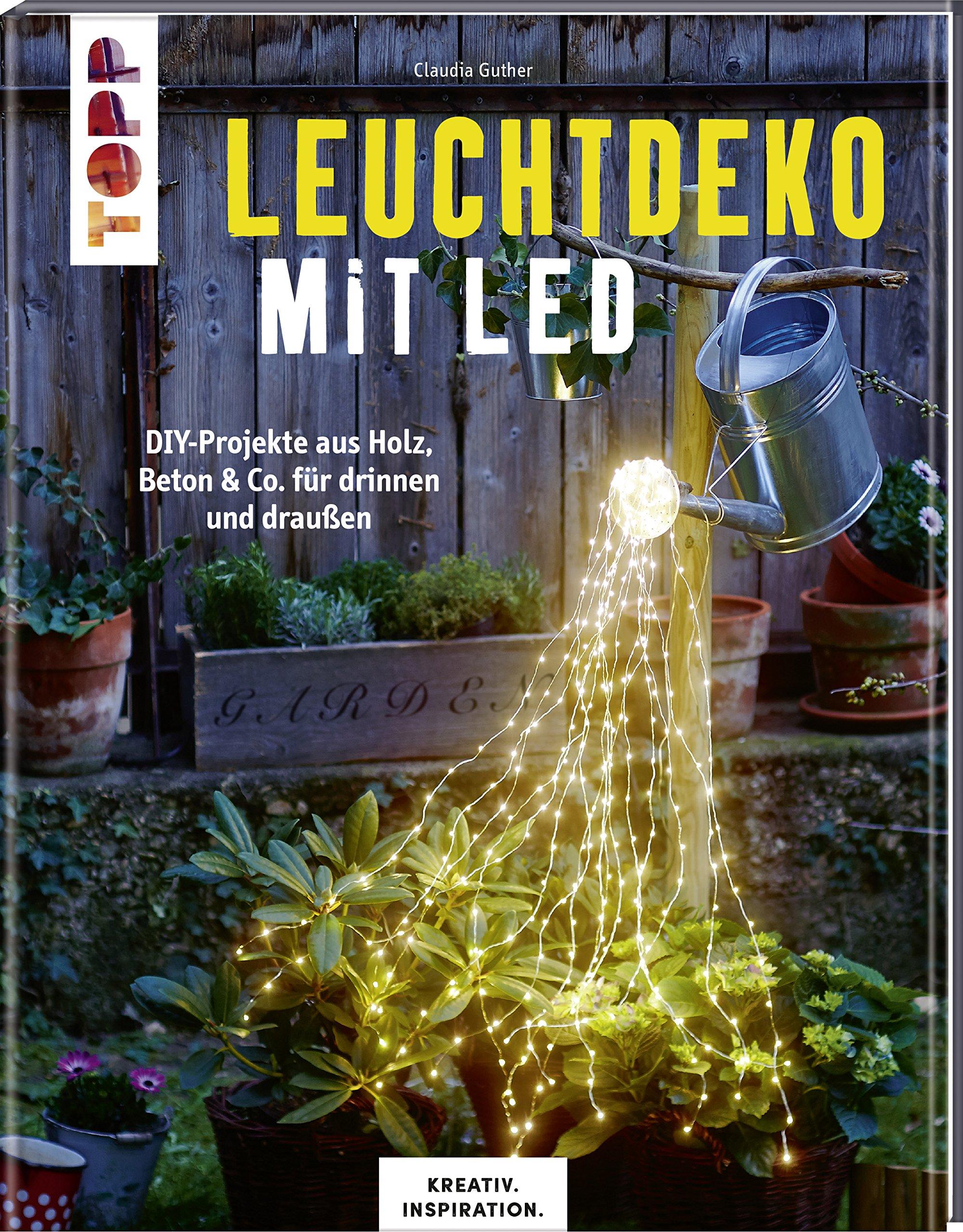 Leuchtdeko mit LED KREATIV.INSPIRATION : DIY-Projekte aus Holz ...