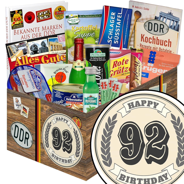 92. Geburtstagsgeschenk   Spezialtiäten Geschenkset   Geschenk Korb ...