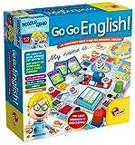 Lisciani Giochi 48892 Piccolo Genio Talent School  Go-Go English!