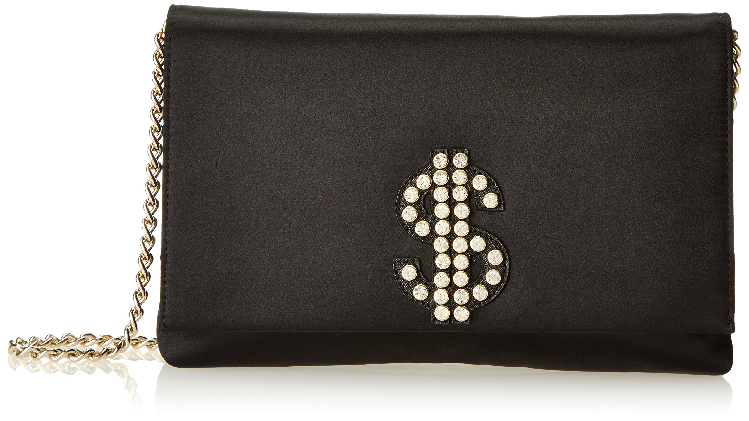 kate spade new york Place Your Bets Gena Clutch, Dollar Sign, One Size