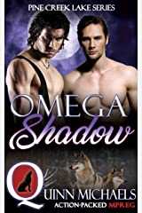 Omega Shadow (Pine Creek Lake Den (Alpha Omega M/M Gay Mpreg Romance) Book 3) Kindle Edition