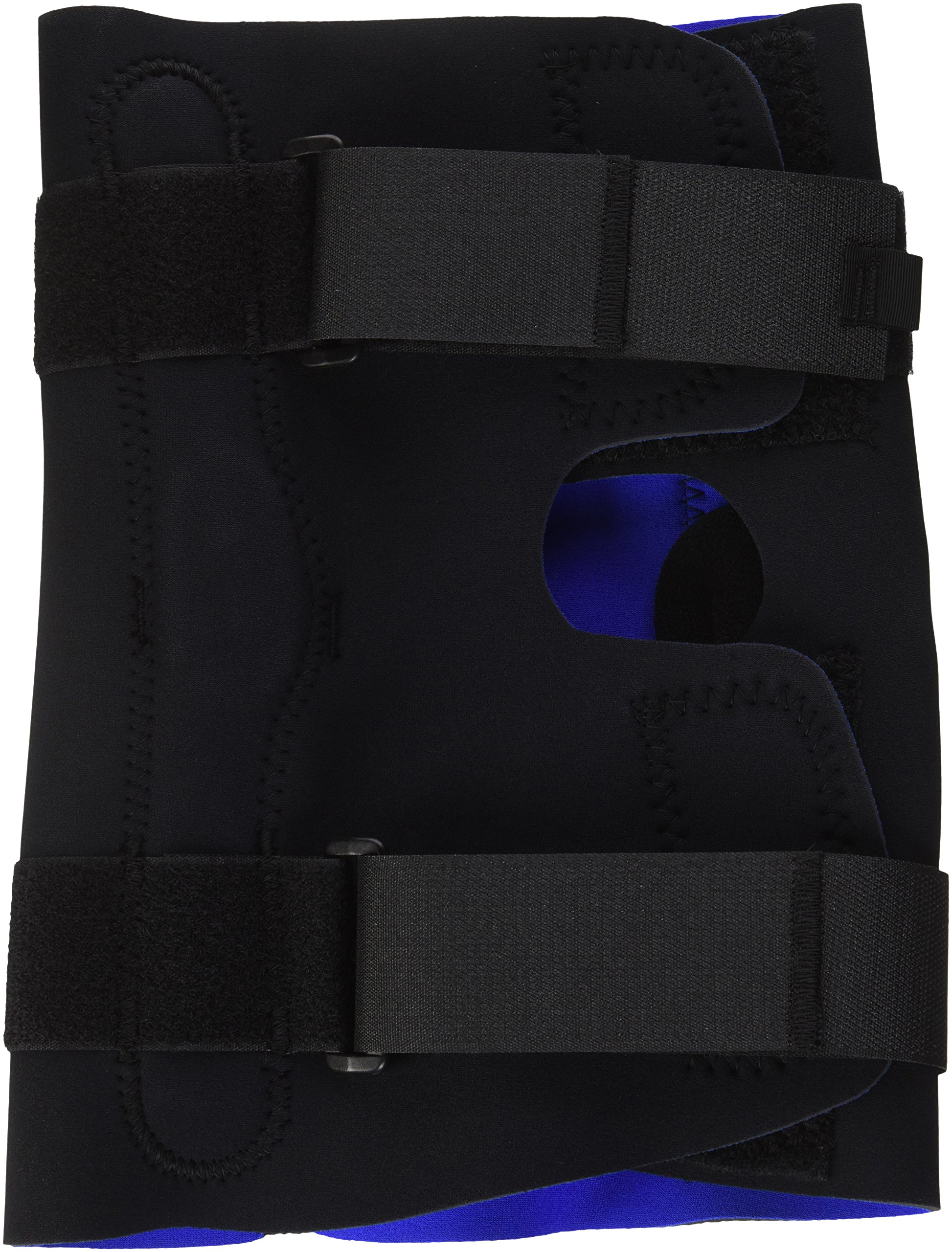 ProCare Reddie Hinged Knee Support Brace: Neoprene Wrap-Around, MCL and LCL Sprains, XXX-Large