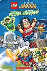 Space Justice! (LEGO DC Super Heroes) Kindle Edition