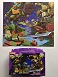 Kids Puzzles: 48-piece Ninja Turtles Themed Children's Jigsaw Puzzle for Toddlers Age 3 and Up