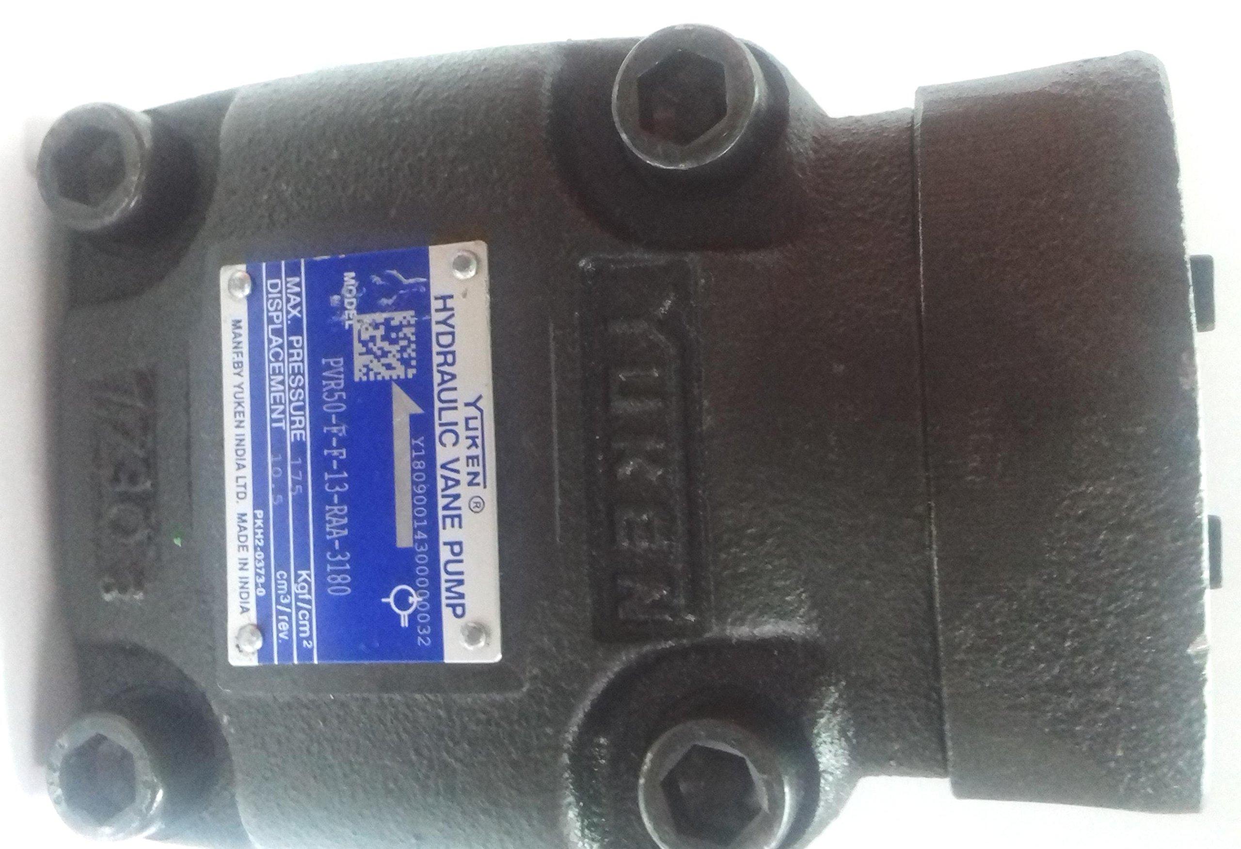 Yuken Fixed Displacement Hydraulic vane Pump PVR50-F-F-13-RAA-3180