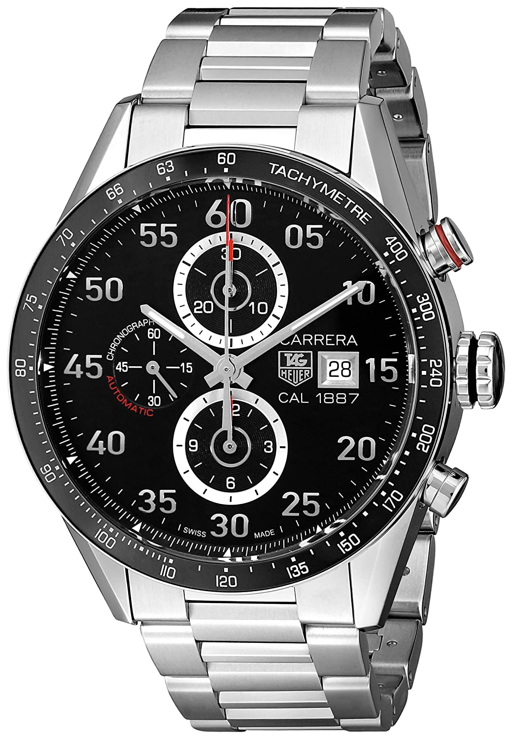 tag heuer carrera chronograph calibre 1887 men s watch car2a10 tag heuer carrera calibre 1887 mens watch car2a10 ba0799