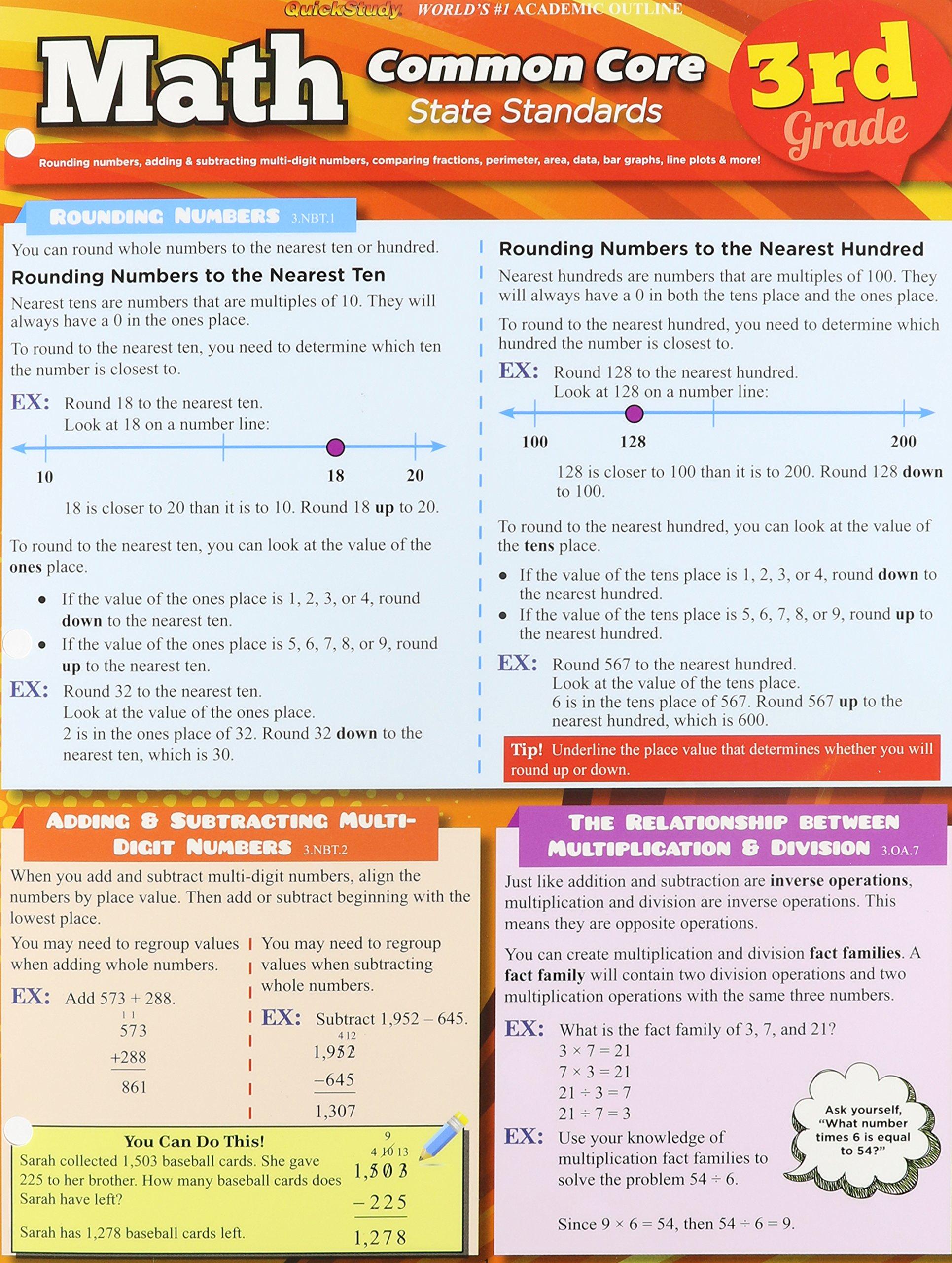 91wQEGu44+L amazon com math common core 3rd grade (quick study) (9781423221579