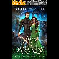 Dawn of Darkness (The Riven Kingdoms Book 3) book cover