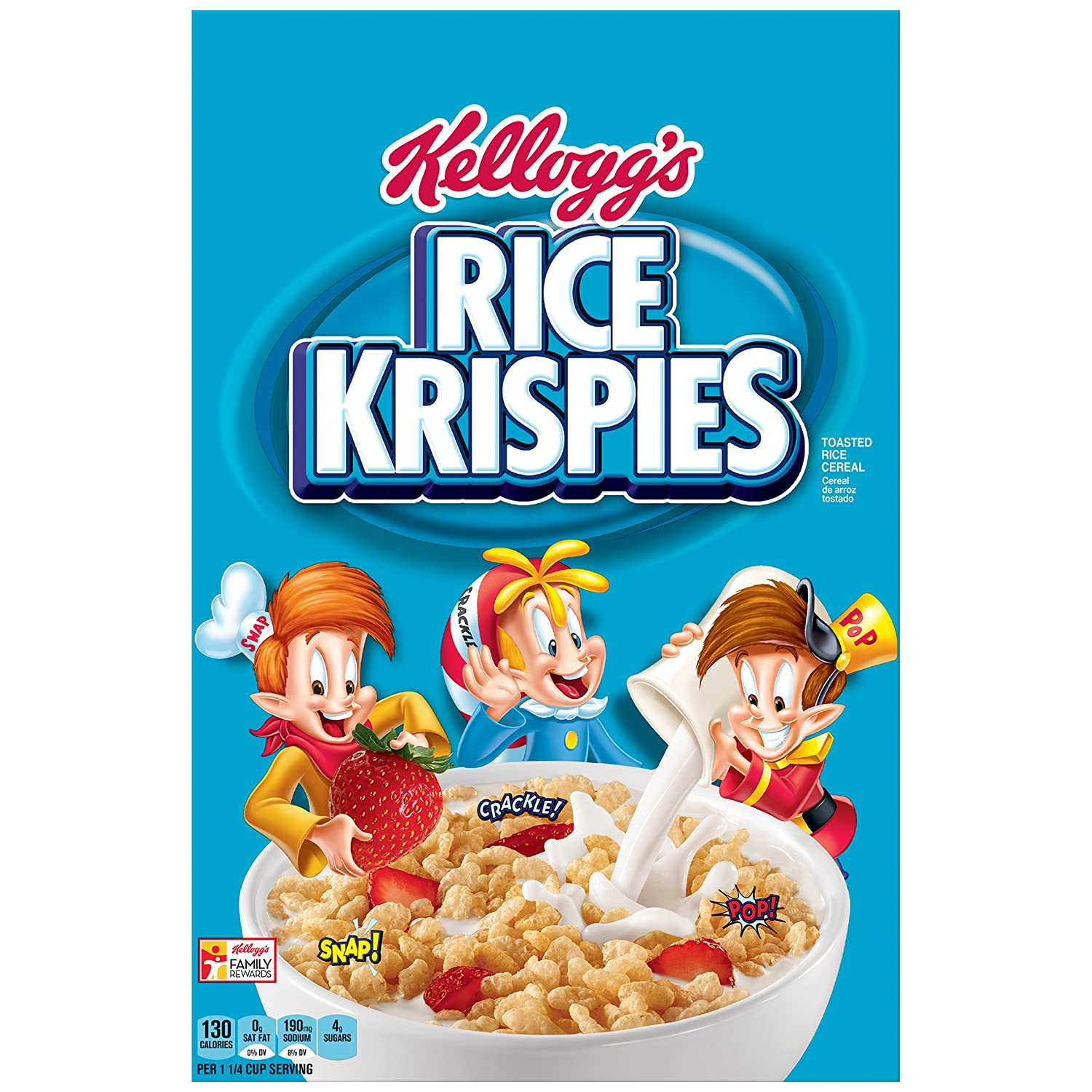 Amazon rice krispies cereal 12 ounce boxes pack of 4 cold amazon rice krispies cereal 12 ounce boxes pack of 4 cold breakfast cereals ccuart Gallery