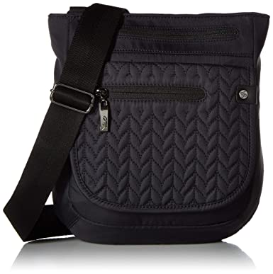 Amazon.com  Sherpani Women s Jag Le Cross Body Bag Black One Size ... c7fb812dd5bf5