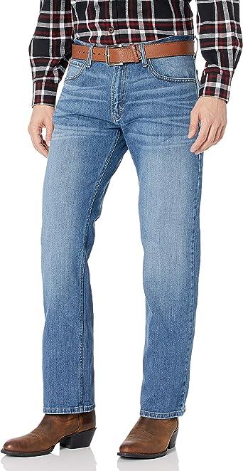 Amazon Com Ariat M2 Pantalones Vaqueros Ajustados Relajados Para Hombre Clothing