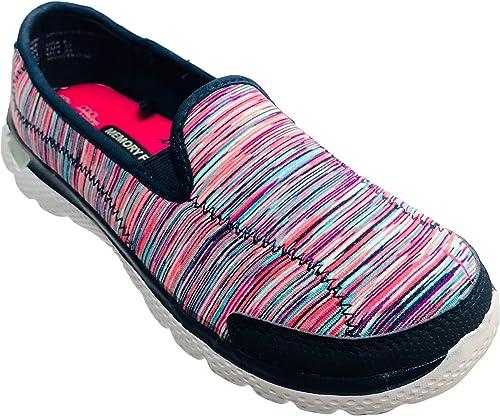 Memory Foam Slip-on Athletic Shoe (6.5