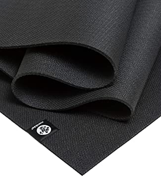 Manduka X Yoga Mat – Premium 5mm Thick Yoga and Fitness Mat, Ultimate Density for Cushion, Support and Stability, Superior Dry Grip to Prevent ...