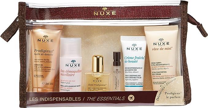 Nuxe Esenciales Pack Neceser Viaje: Amazon.es: Salud y cuidado ...