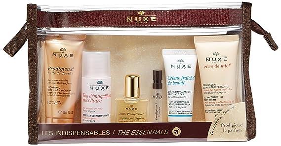 6b54a46f4 Nuxe Esenciales Pack Neceser Viaje: Amazon.es: Salud y cuidado personal