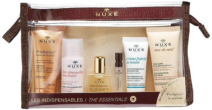 Nuxe Esenciales Pack Neceser Viaje: Amazon.es: Salud y ...