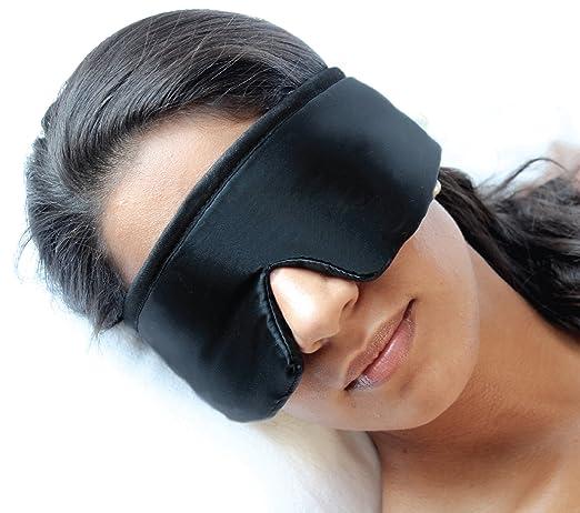 13 opinioni per Mascherina per Dormire: DORMIDO da FEDANO- Qualità di lusso: Cotone Biologico e