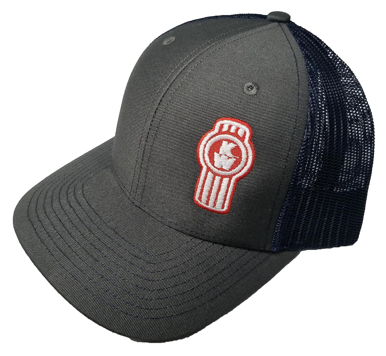 Richardson Kenworth KW Logo Emblem Hat Cap Adult Adjustable Snapback Unisex
