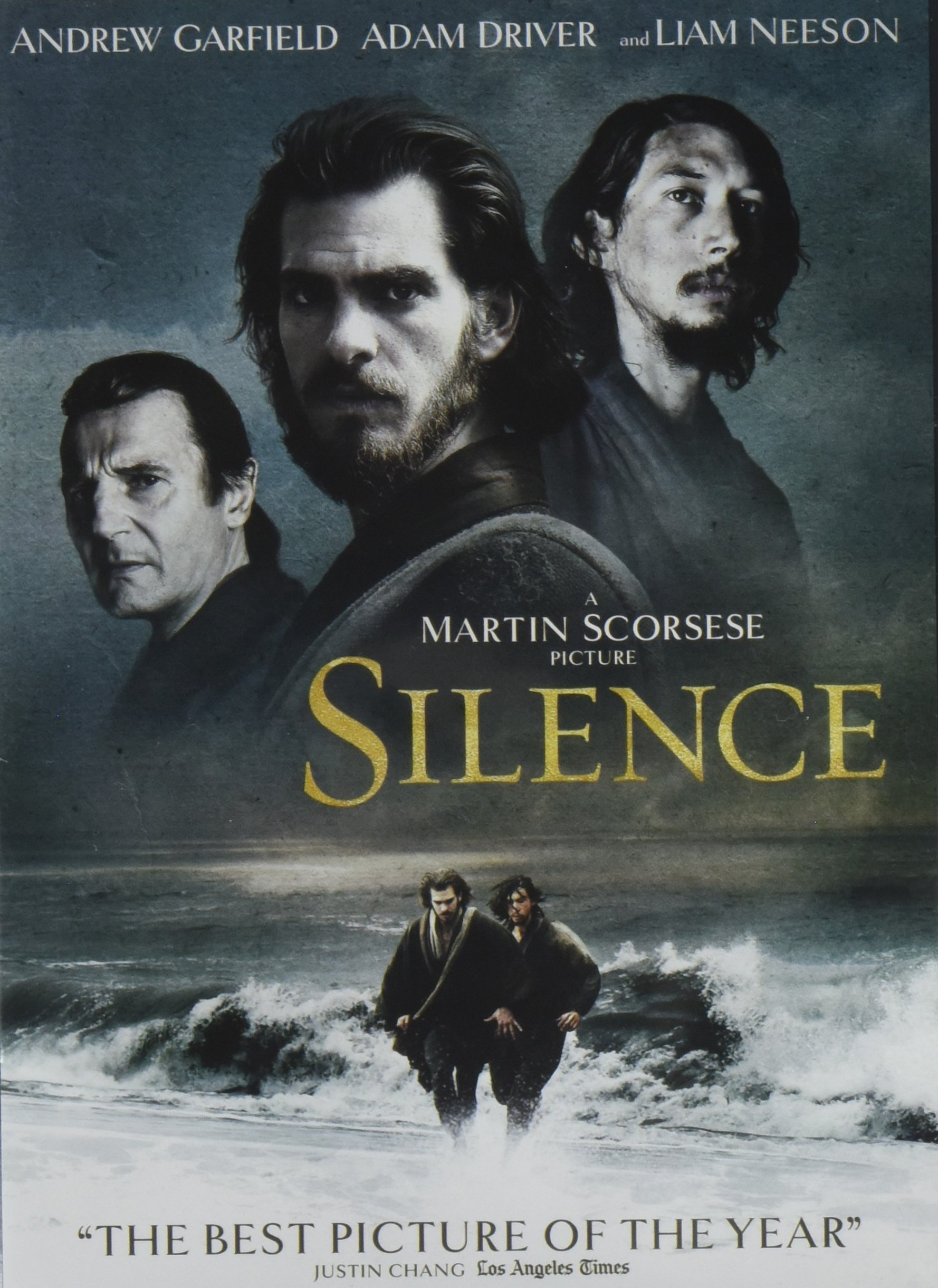 DVD : Silence (Widescreen, , Dubbed, AC-3, Dolby)