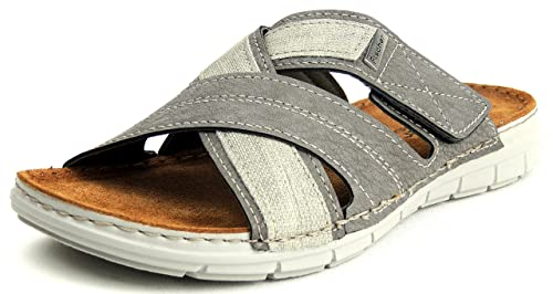 Zapatos grises Fischer para hombre zW34TuUCtD