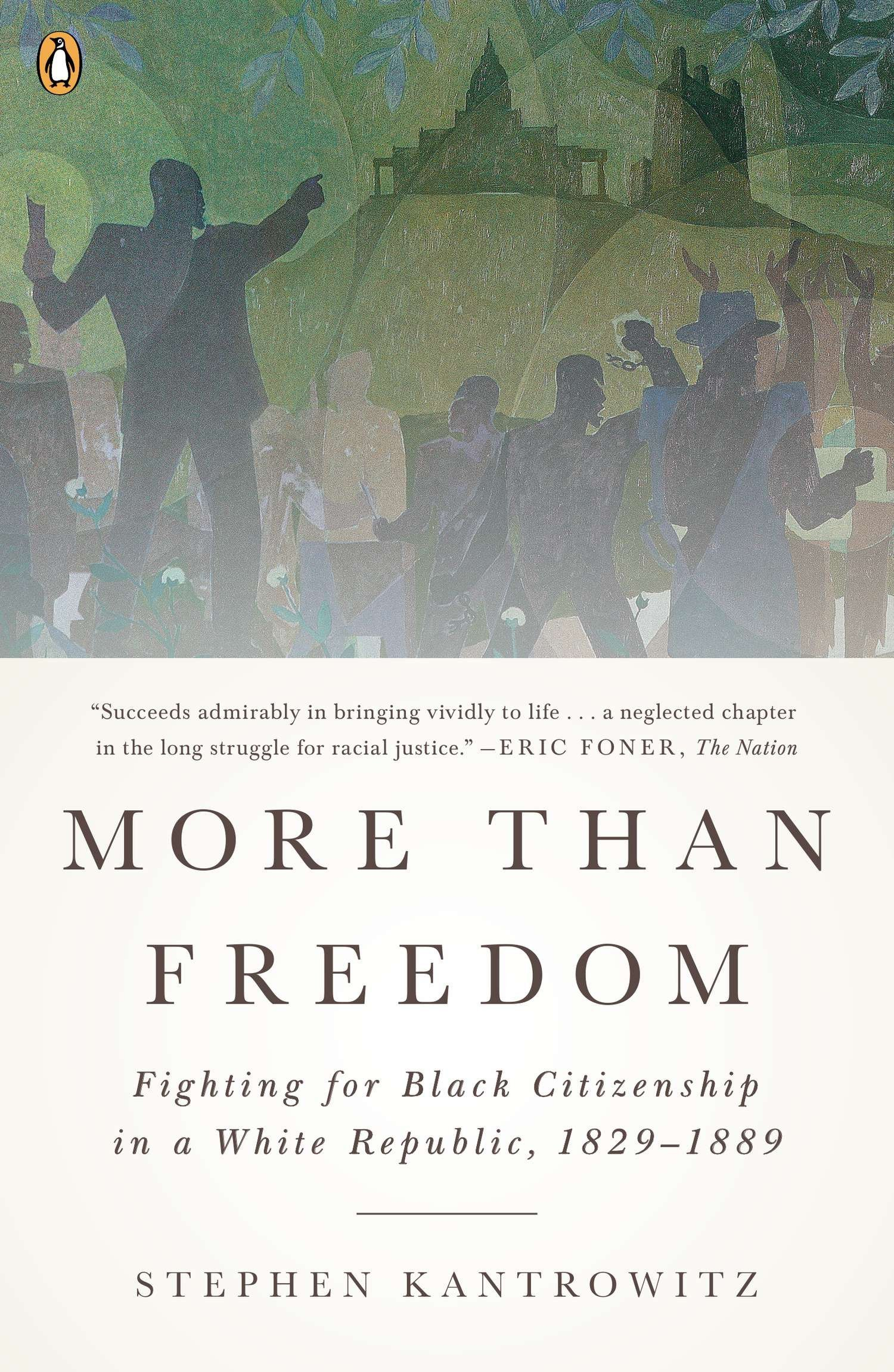 Download More Than Freedom: Fighting for Black Citizenship in a White Republic, 1829-1889 ebook