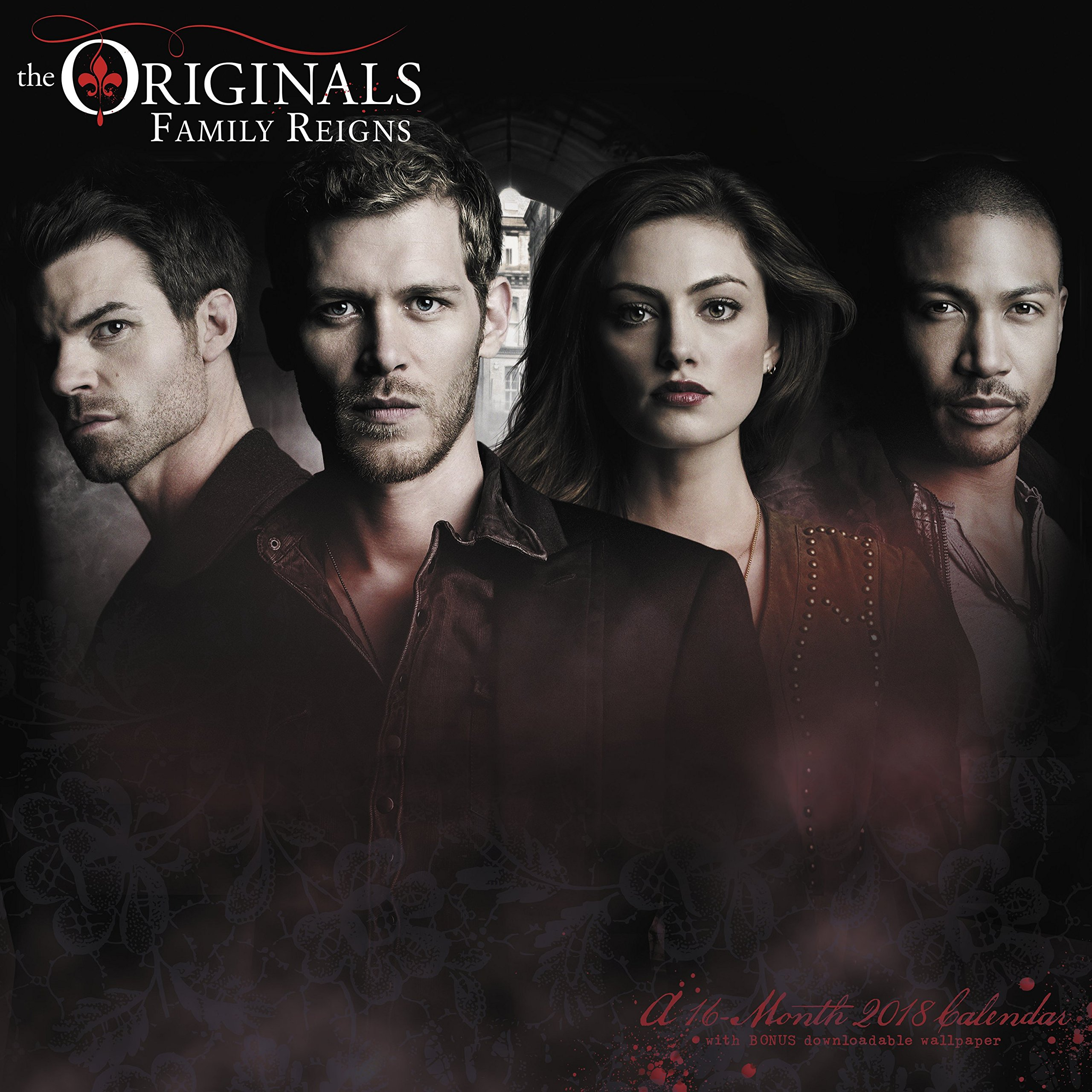 The Originals 2018 Calendar Not Available Amazoncommx