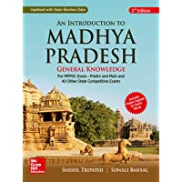 An Introduction to Madhya Pradesh General Knowledge, 2e
