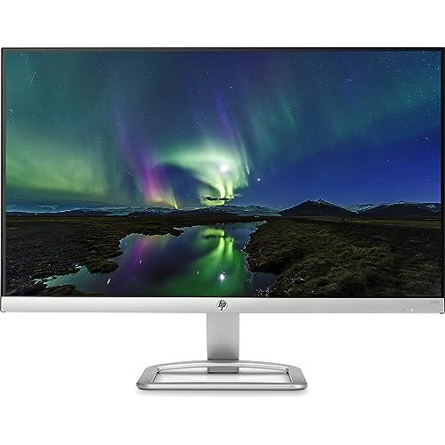 """HP 24es Ecran PC Full HD 23,8"""" Argent/Noir (IPS/LED, 60,45 cm, 1920 x 1080, 16:9, 60 Hz, 7 ms) (Ref: T3M78AA)"""