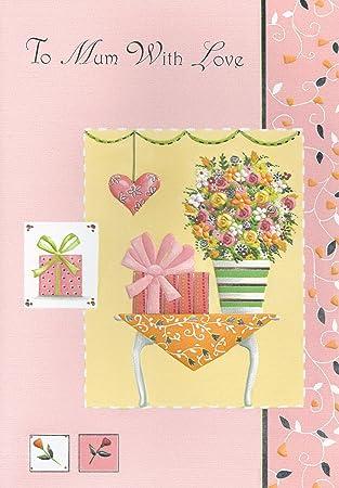 Pour Future Maman Avec Cartes Danniversaire Amour Amazonfr