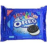Oreo Birthday Cake Sandwich Cookies,  432 g