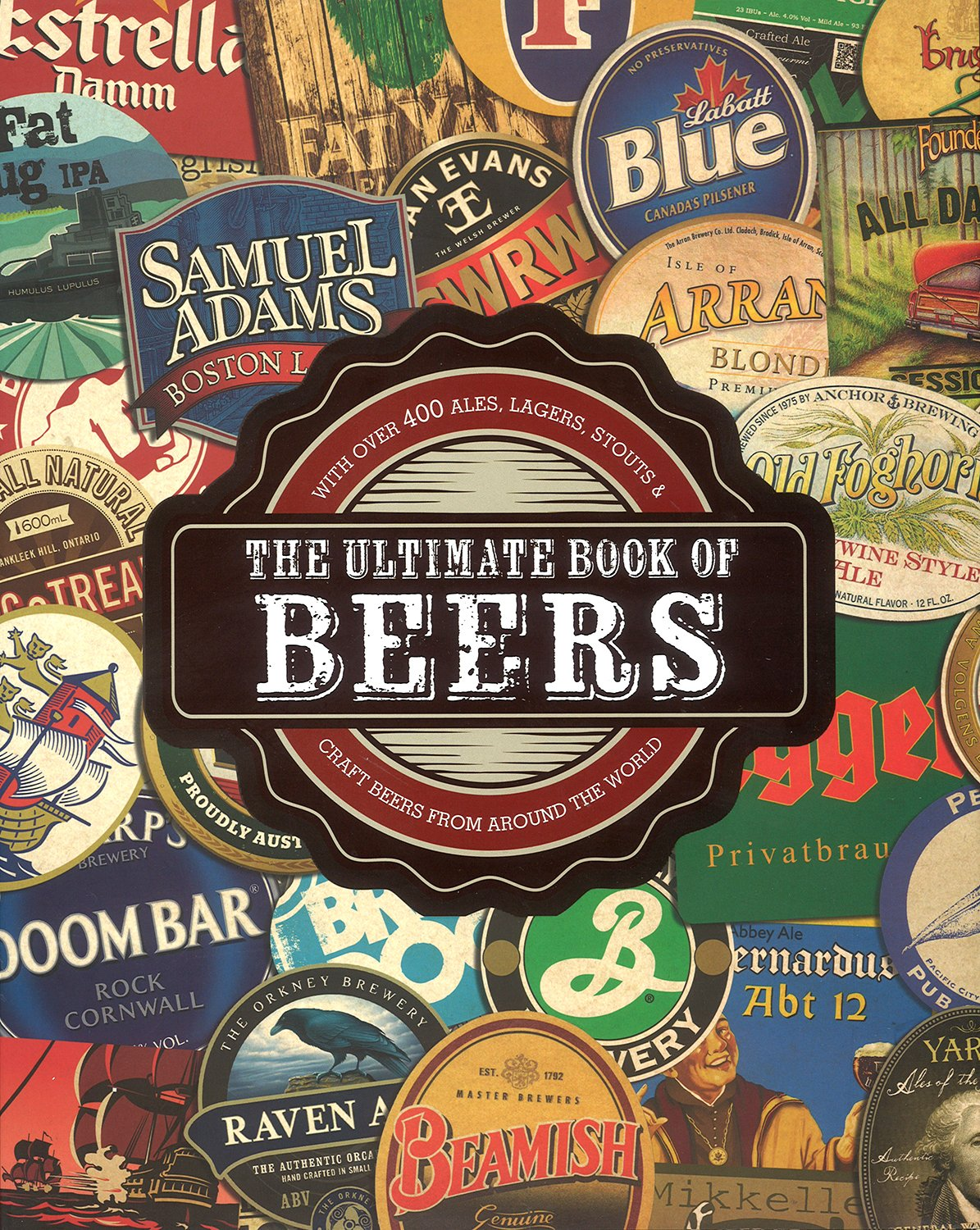 The Ultimate Book of Beers: Parragon Books: 0824921042914: Amazon ...