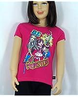 Monster high t-shirt pour femme 3 coloris