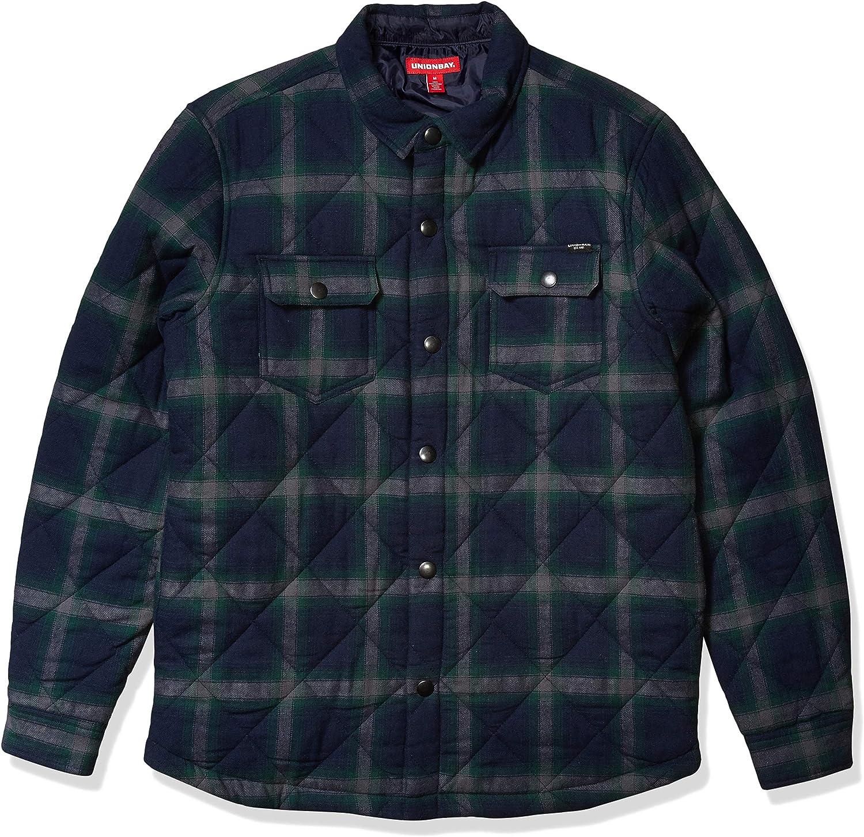 UNIONBAY Mens Long Sleeve Knit T-Shirt