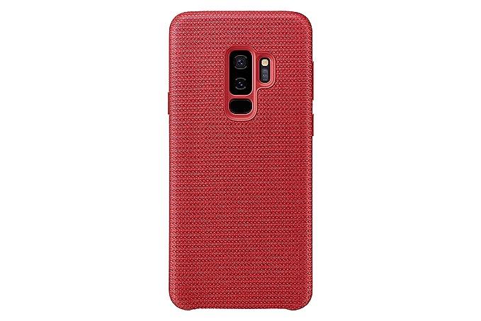 meet 2902c 1b6a9 Samsung Galaxy S9+ Hyperknit Case, Red