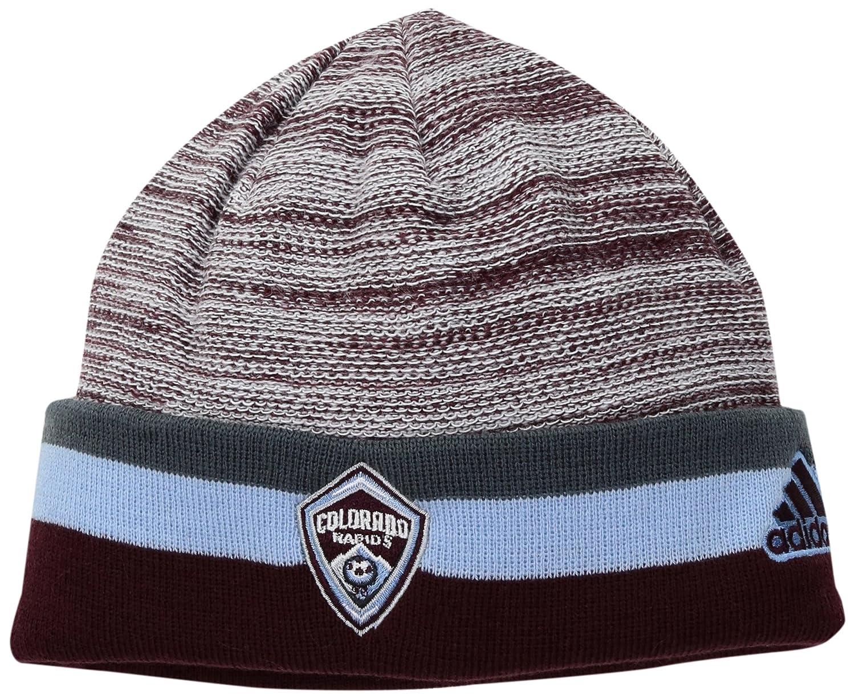 c277144b732 Amazon.com   MLS D.C. United Adult Men MLS SP17 Fan Wear Watch Cap ...