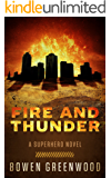 Fire and Thunder: A Superhero Novel (Sons of Thunder Book 2)