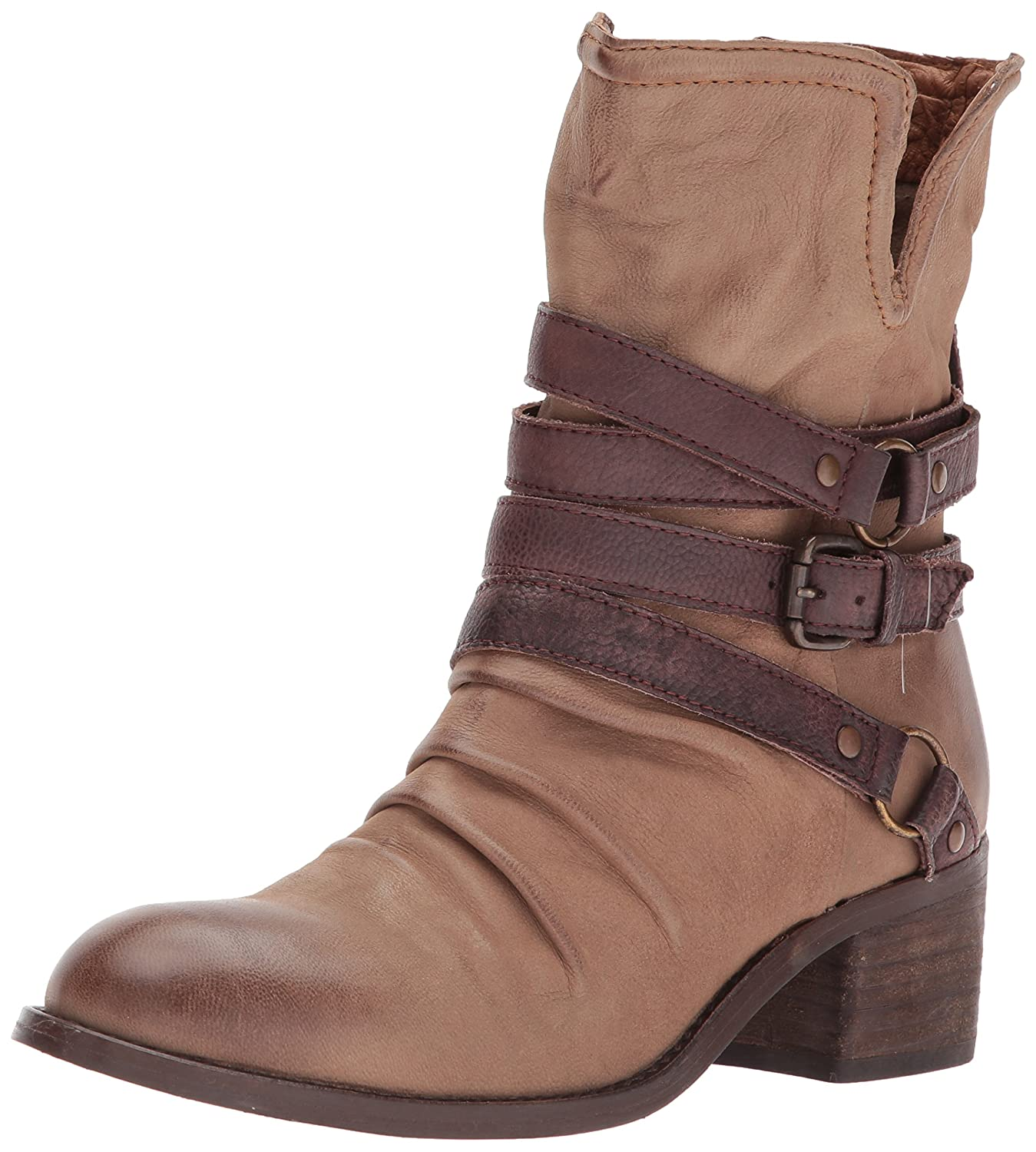 Sbicca Women's Endora Engineer Boot B06XFZ79SF 10 B(M) US|Taupe