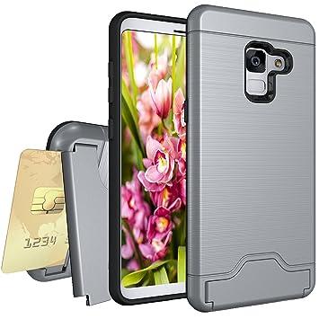 Samsung Galaxy A8 2018 - Carcasa Silicona, Carcasa Samsung ...