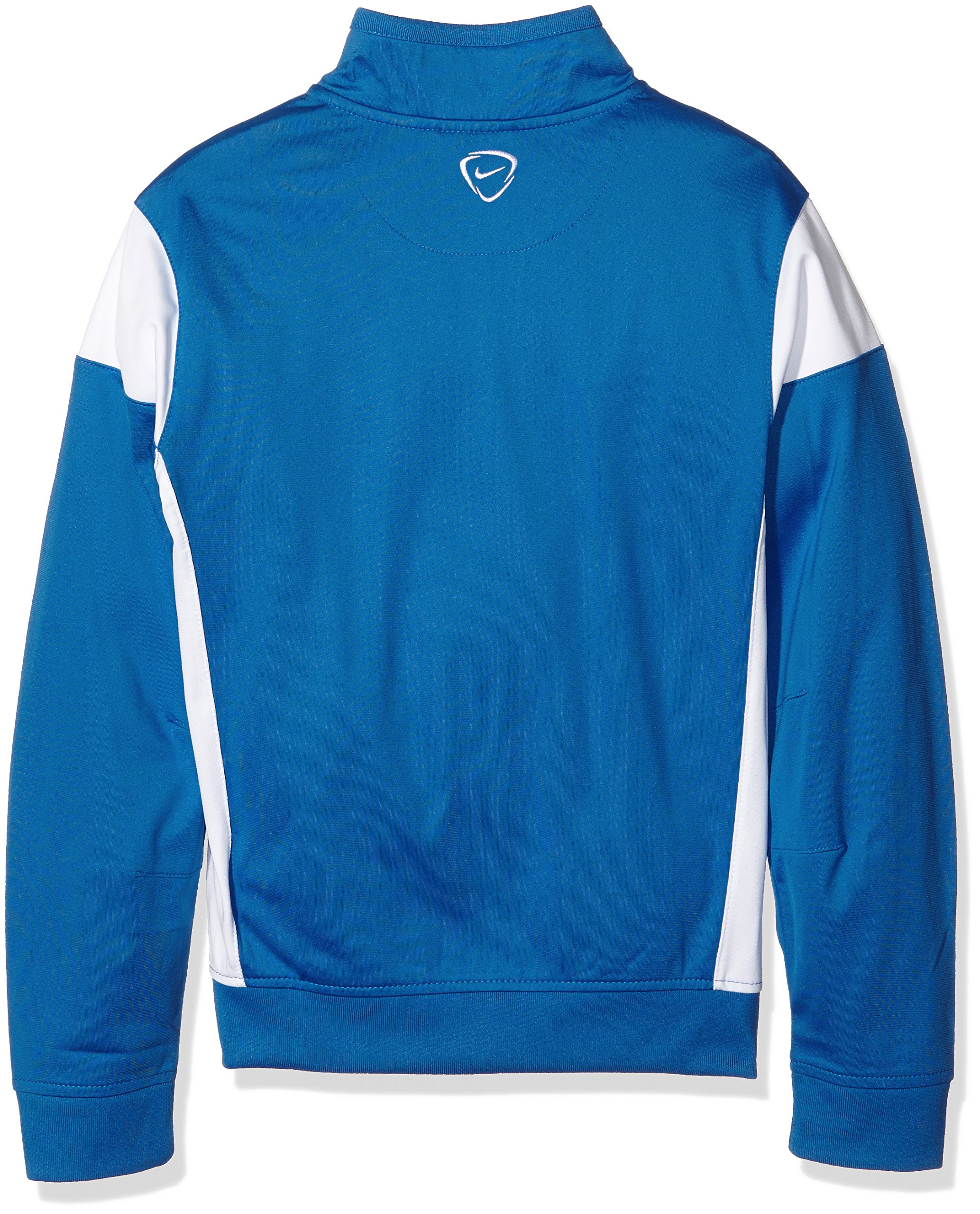 Nike Academy 14 Sideline Knit Jacket Royal/White YL