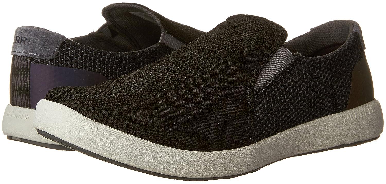 Merrell Women's Freewheel Mesh Moc Fashion Sneaker B01HJ1IAKY 9.5 B(M) US|Black