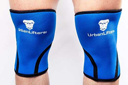 79 opinioni per Ginocchiere Urban Lifters (Coppia) Crossfit 7mm Knee Sleeves