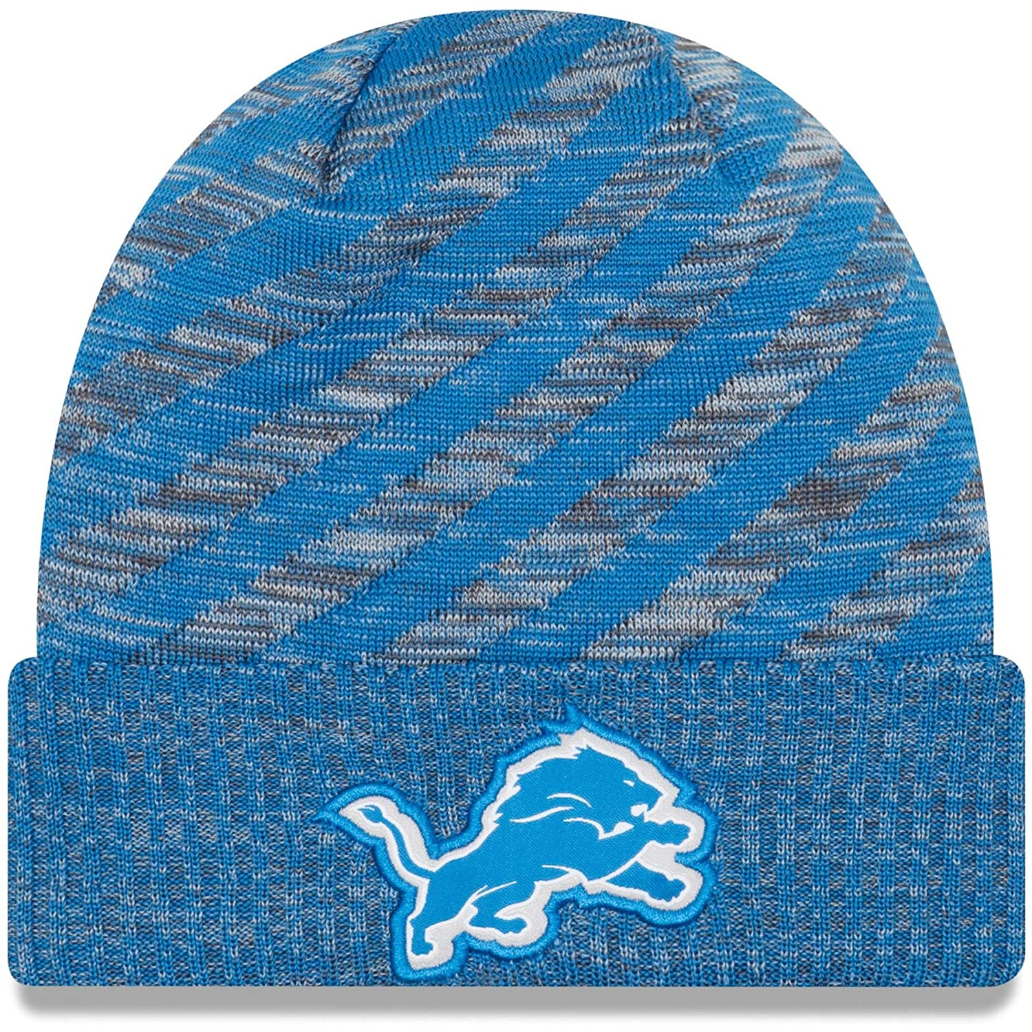 New Era Detroit Lions On Field 2018 TD Sport Knit Hat